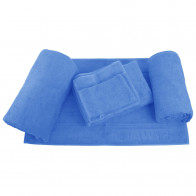 Handtuchsortiment ScharMant 450gr/m² in blau