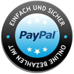 Bei FelAWie einfach mit Pay Pal bezahlen